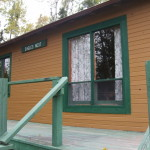 Eagle's Nest Cabin at Timber Point Camp in Ontario Canada