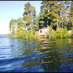 Bull Moose Cabin at Timber Point Camp in Ontario Canada